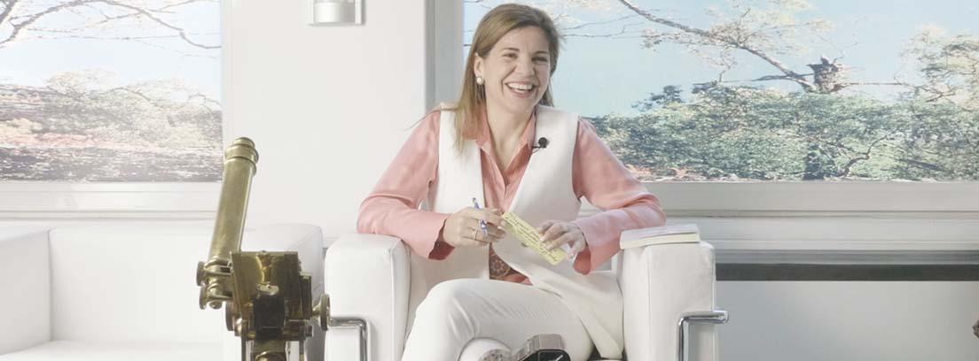 La doctora Rojas Estapé