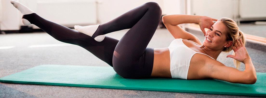 10 Ejercicios abdominales para hacer en casa -canalSALUD
