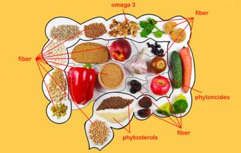 alimentos para la salud intestinal