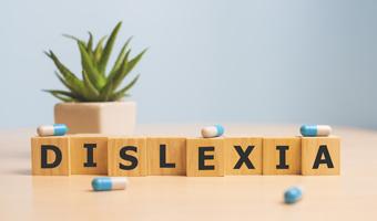 palabra dislexia escrita