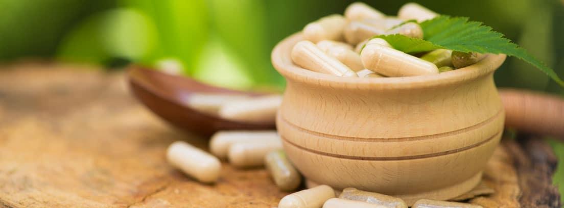 Hapargofito para el dolor articular: cápsulas de hierbas medicinales