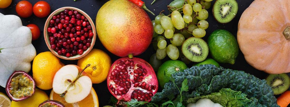 Dieta en otoño: diferentes alimentos de la temporada de otoño
