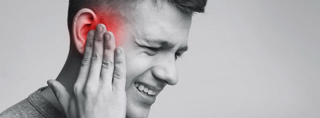 Colesteatoma: chico joven con dolor de oiídos