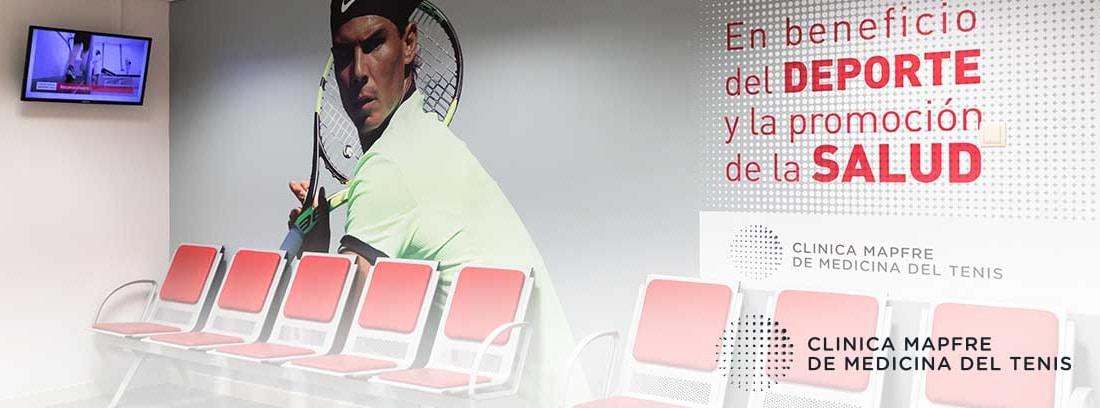 Clínica MAPFRE de Medicina del tenis