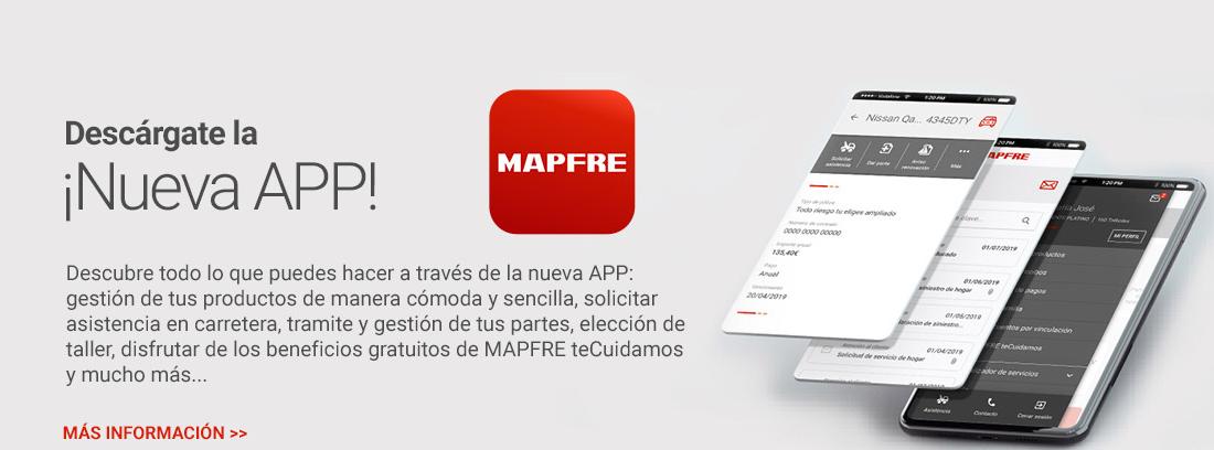 Nueva App de MAPFRE