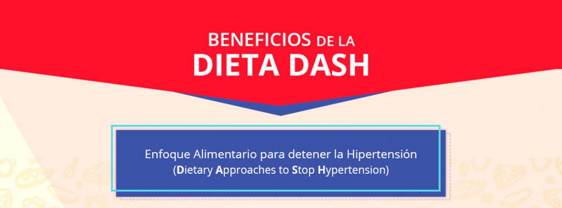 Beneficios de la dieta DASH