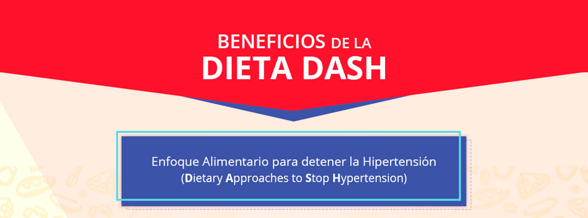 Beneficios de la dieta DASH