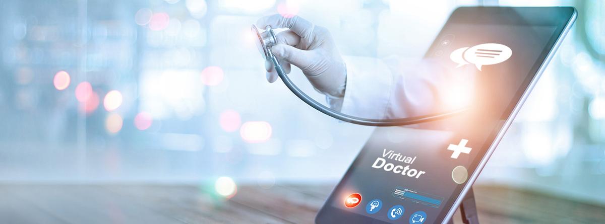 video consulta médica seguros de MAPFRE Salud