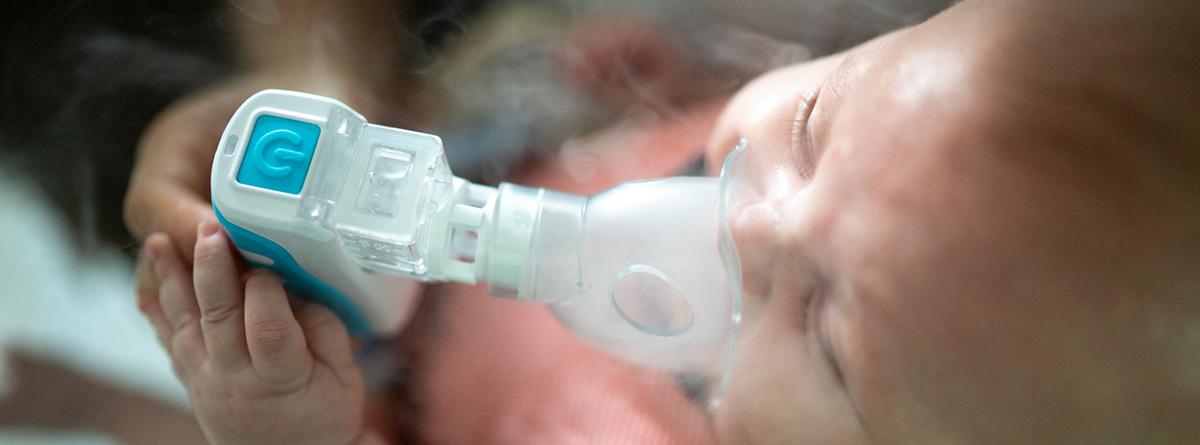 Nebulizadores para niños
