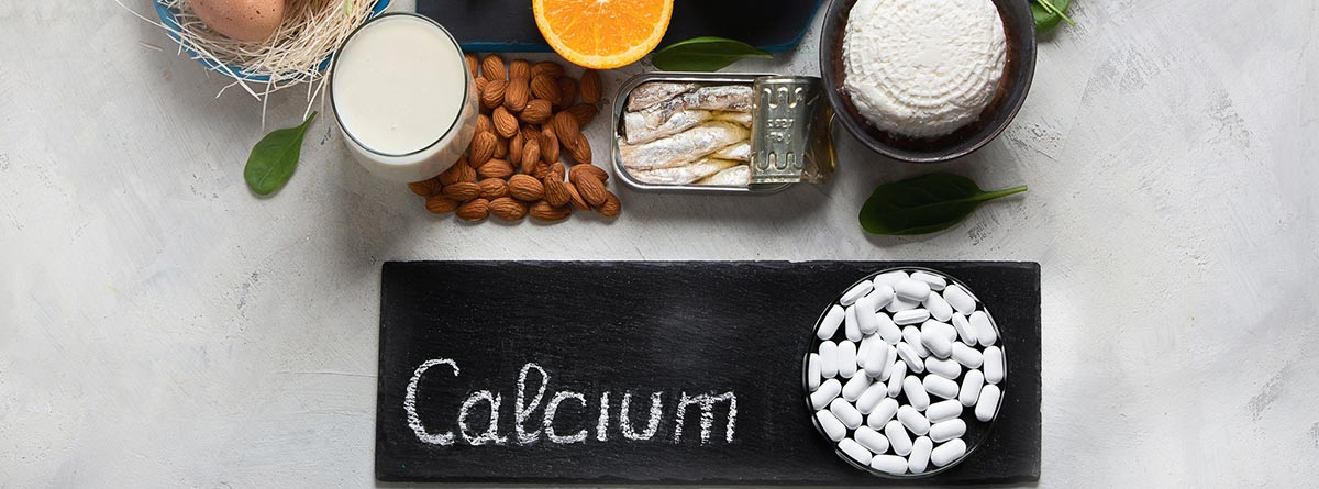 Trastornos relacionados con la alteración de los niveles de calcio en sangre: alimentos ricos en calcio