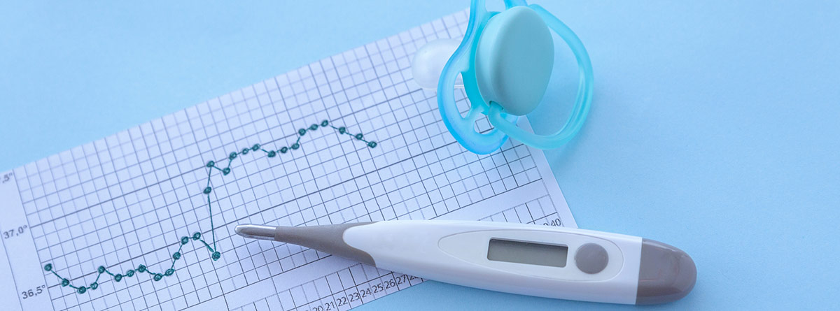 Medición temperatura basal